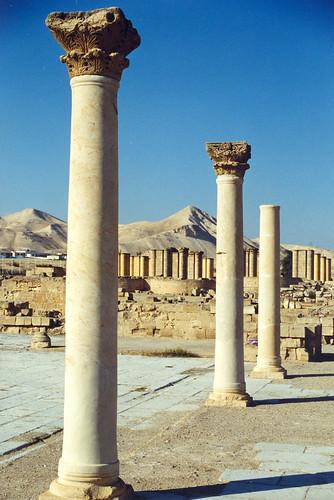 Hishams Pallace Jericho a scan of a