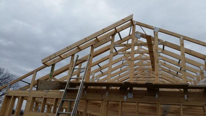 Framing Roof Overhang Gable Ladder Viewframes Co