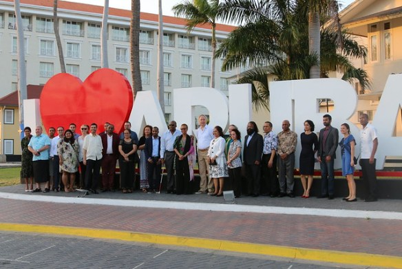The P3a Public Private Partnerships for Small Islands, 22-24 March, 2016 Aruba