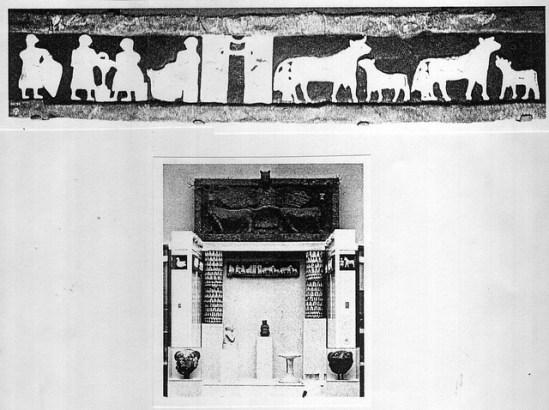 DOC34/4628 - A Sumerian temple in al-`Ubaid