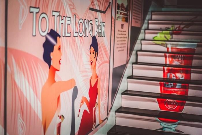 Summer Cocktails Around the World - Singapore Sling