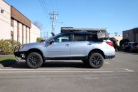 Super cool totally custom 2010+ roof rack - Subaru Outback ...