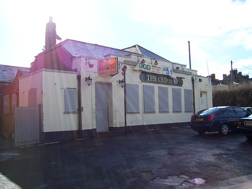 The Old Ship Newbiggin by the Sea  A quality pub since