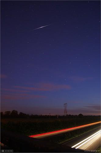 Celestial & Terrestrial Light-Trails