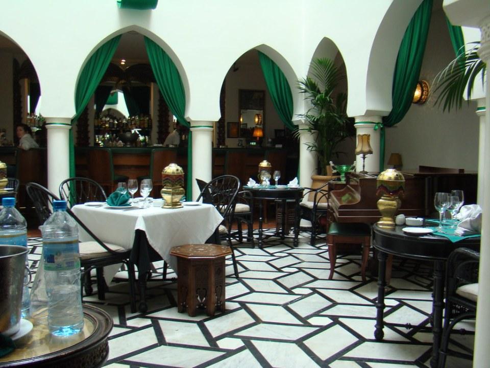 Marruecos Cafe de Rick película Casablanca 07