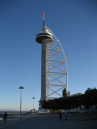 Torre Vasco da Gama. ViajerosAlBlog.com.