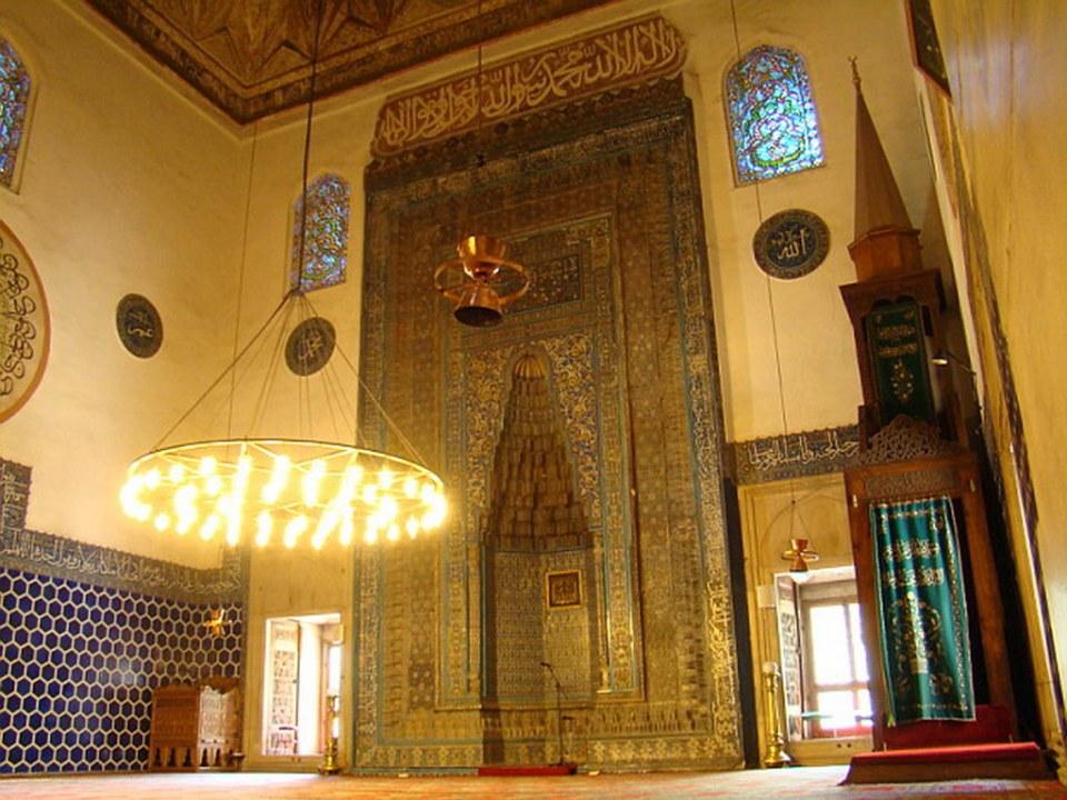 Turquia Mezquita Verde Yesil Cami Bursa 22
