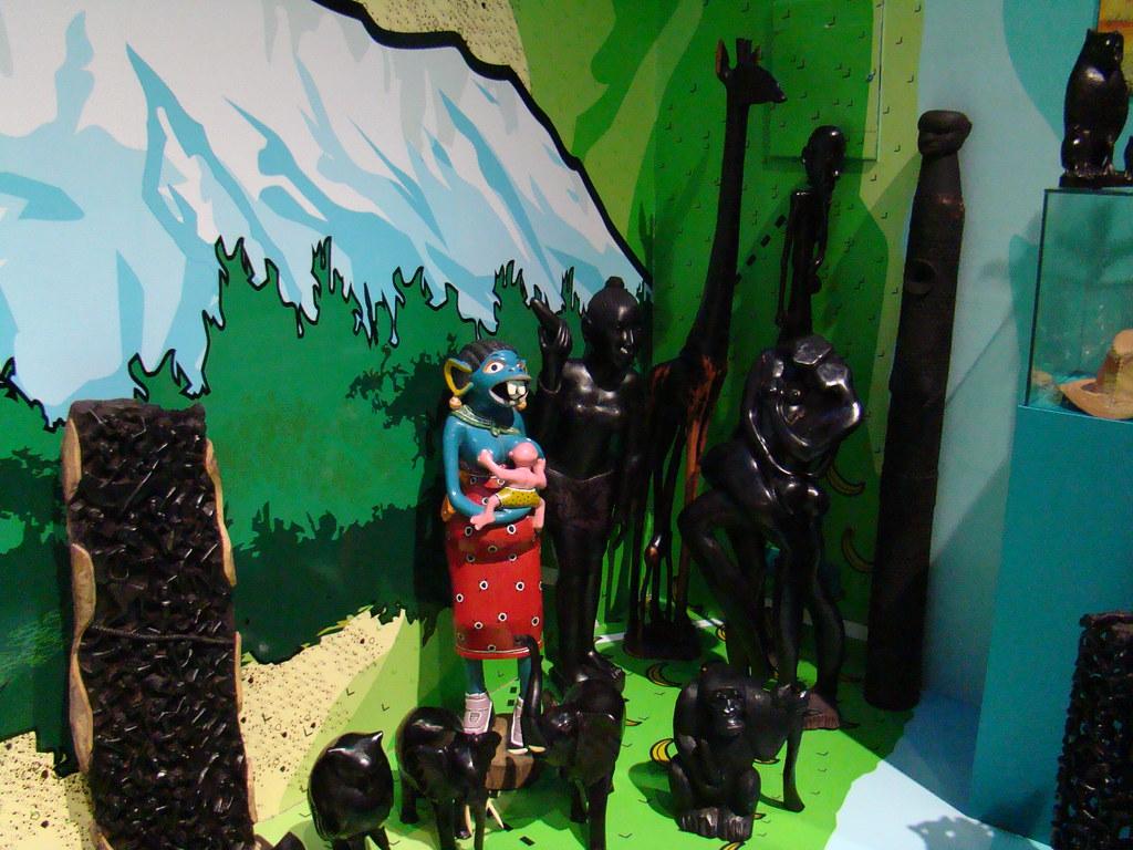 Zaragoza Expo 2008 Pabellón de Tanzania 018