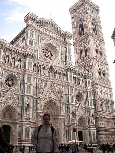 Catedral de Florencia en la Piazza del Duomo. ViajerosAlBlog.com.