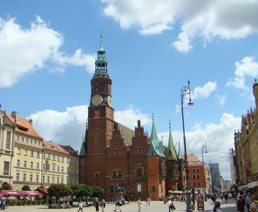 Ayuntamiento de Breslavia Polonia 01