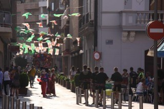 24/07/2010: Pregó Moros i Cristians