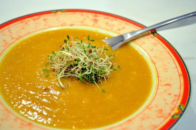 La soupe de légumes qui donne envie