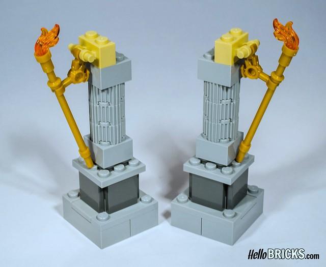 Lego 71014 - Disney's Castle