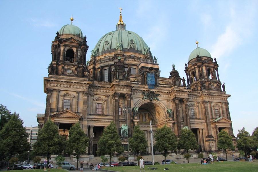 cathédrale berlin