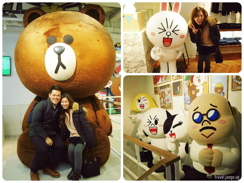 Line Friends Harajuku - travel.joogo.sg
