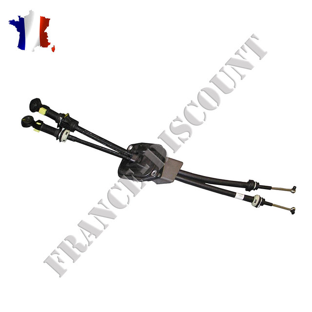GEAR LINKAGE CONTROL CABLE CITROEN C3 1.4 HDI MANUAL