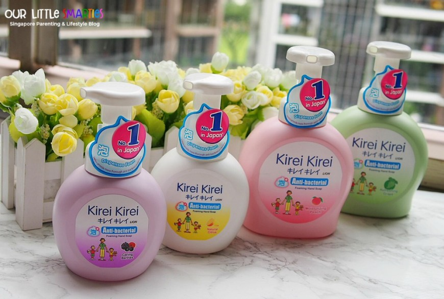 Kirei Kirei Hand Wash (not)