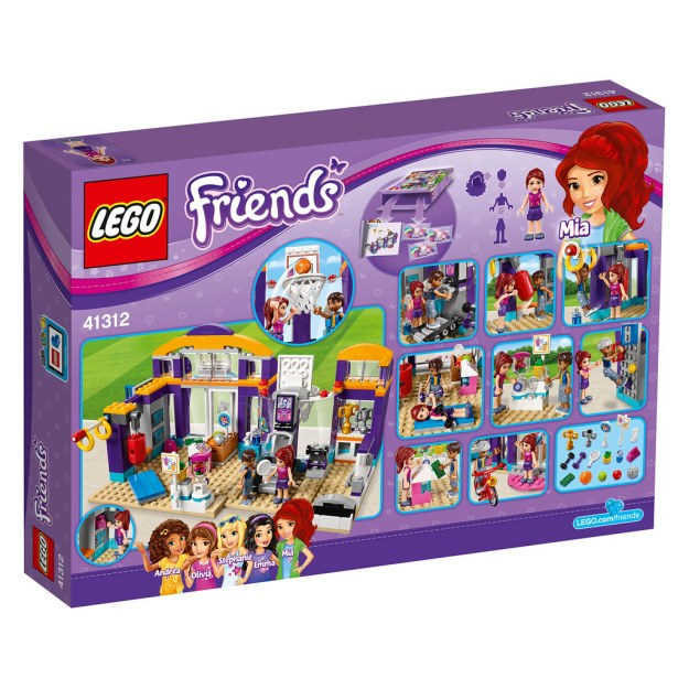 First look at 2017 lego friends sets news the brothers for Olivia s garden pool instructions
