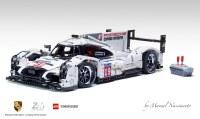 Porsche 919 Hybrid by Manuel Nascimento - LEGO Technic and ...