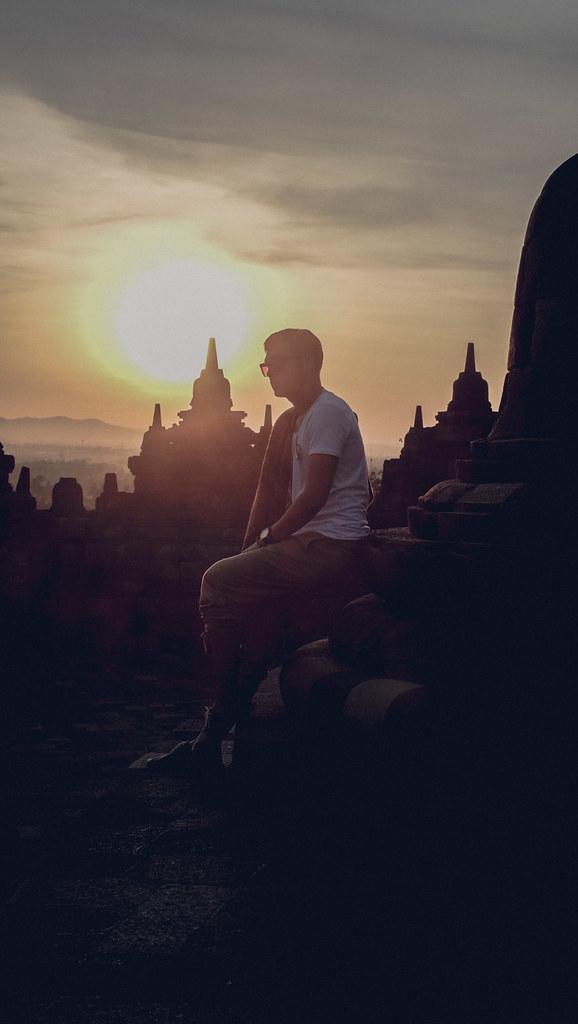 borobudur Yogyakarta Indonesia Sunrise (20 of 35)