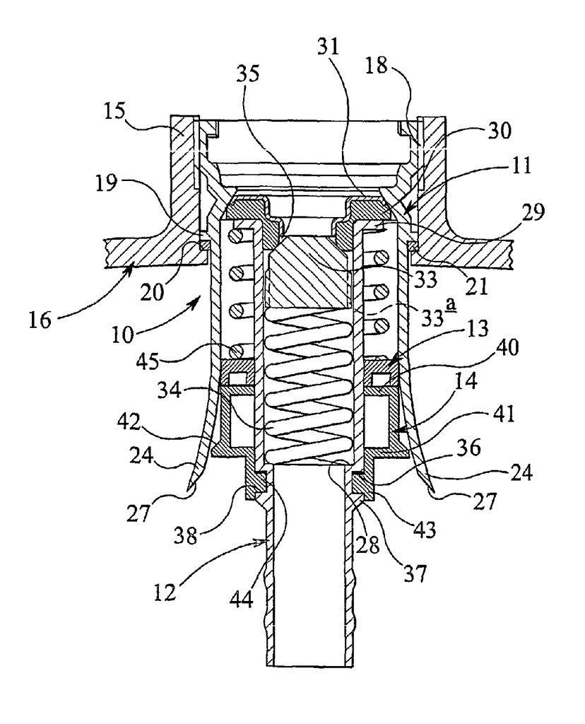 patent no  wo2003093163a1: dispensing valve assembly for a wiring diagram  for keg beer