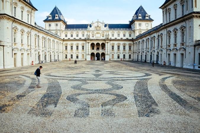 Torino: Palazzo del Valentino