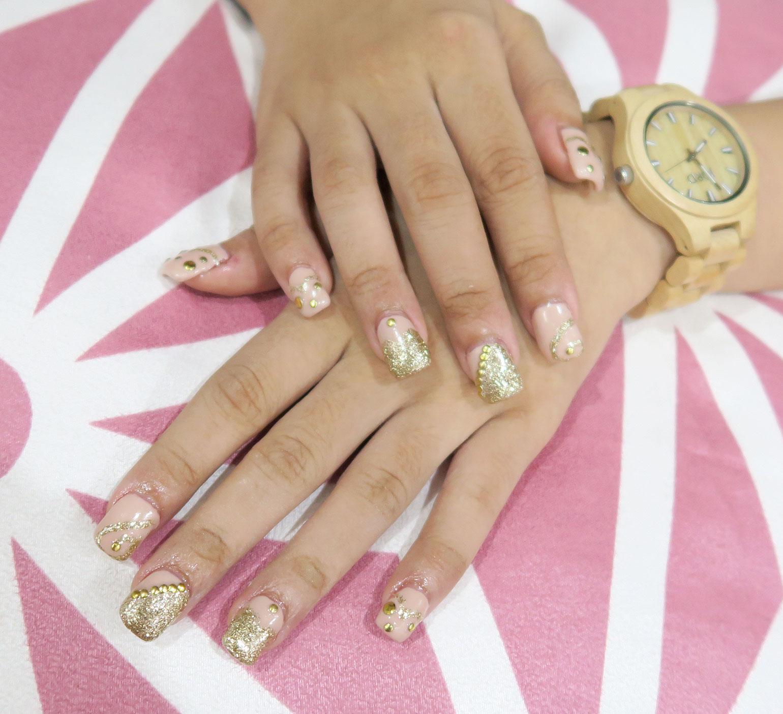 1 Acrylic Nails Review - Nail Art - Ayumi Las Piñas - Gen-zel.com(c)