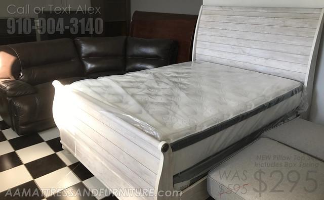 New PillowTop Queen Set FSBO