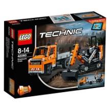 LEGO Technic 42060 Roadwork Crew 1