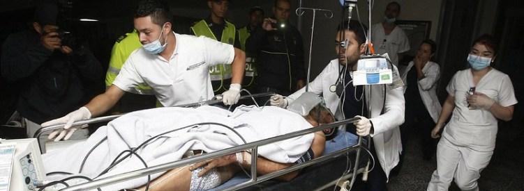 Avião com time da Chapecoense cai na Colombia; 81 pessoas a bordo, Chapecoense. Avião queda