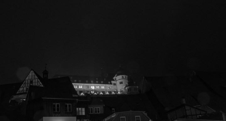 when the night comes...