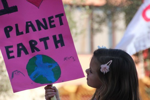 Marrakech Climate march