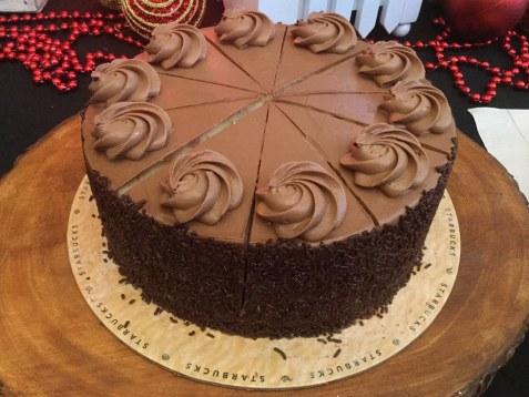 Single-Origin Chocolate Cake made with Venezuelan Cacao Beans