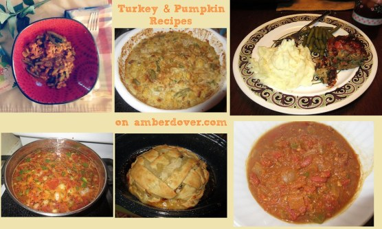 Turkey&Pumpkin