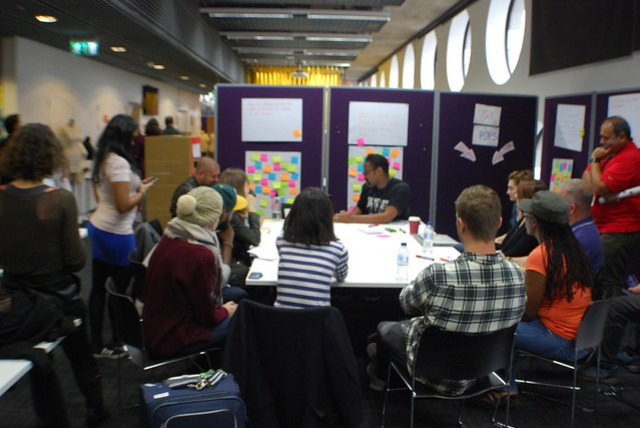 Global Village at Mozfest
