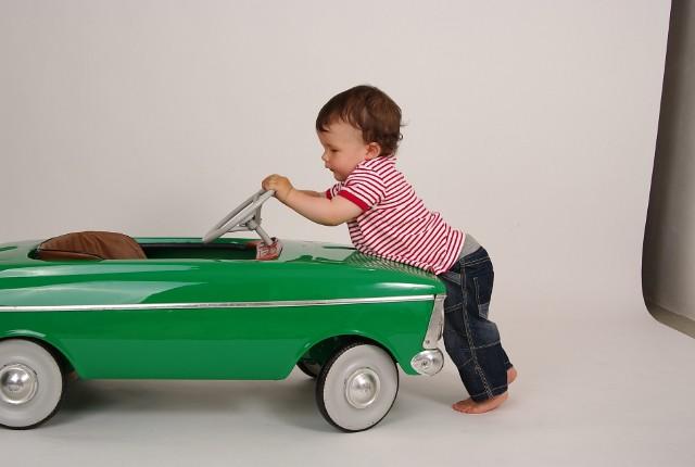 bambini in auto - vai sul sicuro