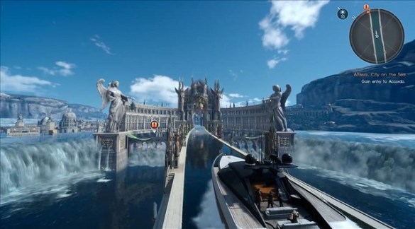 Final Fantasy XV – Altissia