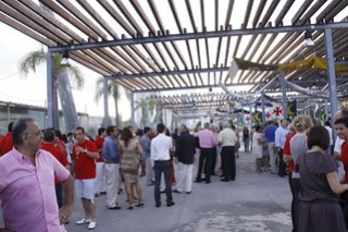Cena de Capitanías 2011