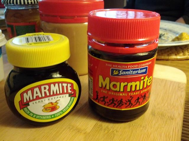 Marmite and Marmite