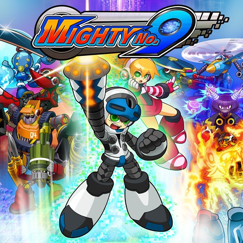 Mighty No. 9 (One Way Cross Buy)