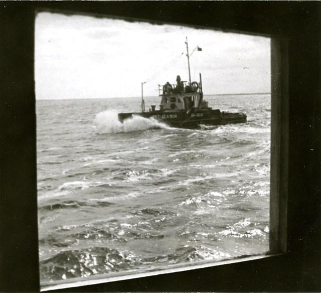 ББК Вышли в Белое море