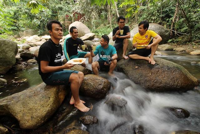 Tanah Aina Farrah Soraya Ecotourism Resort