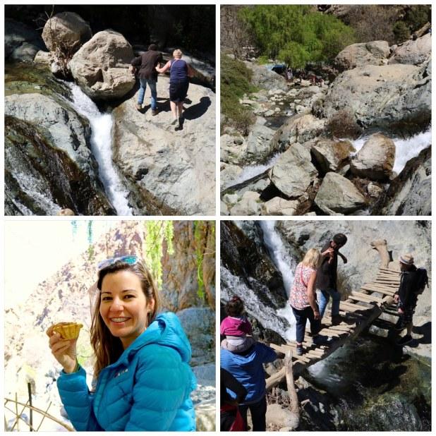 Sendero Valle de Ourika