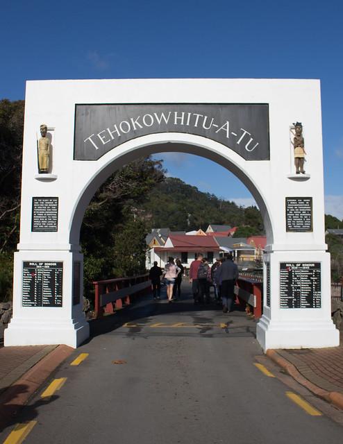 Whakarewarewa Maori Cultural Village