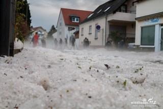 Unwettereinsätze Wiesbaden 27.05.2016