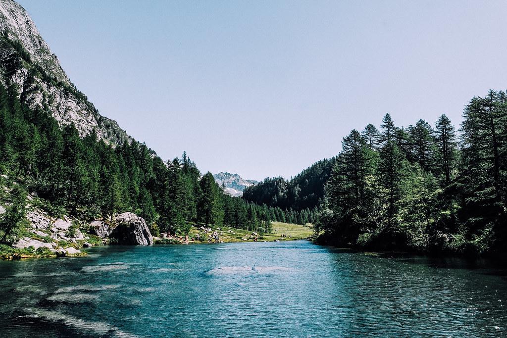 Lago delle Streghe, Alpe Devero