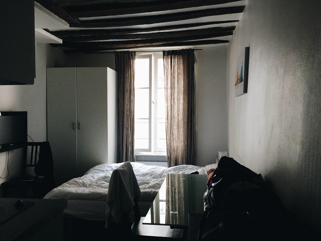 airbnb rue moffetard paris