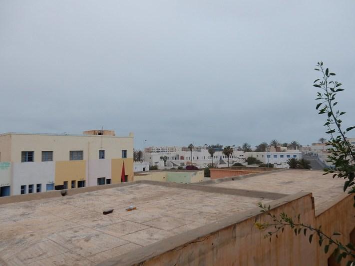 Toits de Sidi Ifni