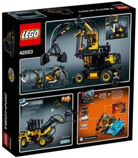 LEGO Technic 42053 back