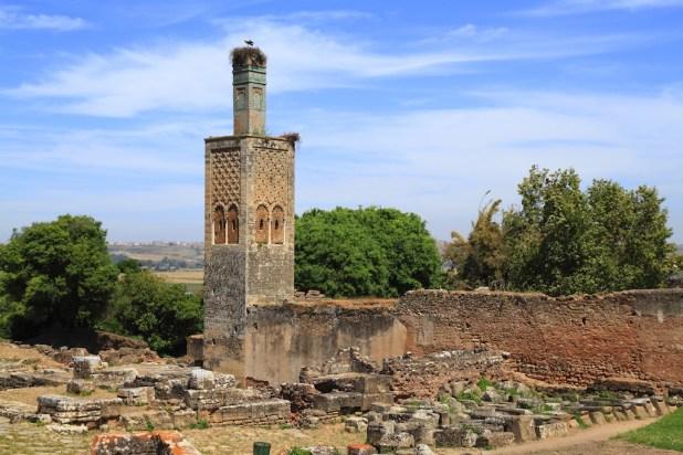 Necropolis de Chellah